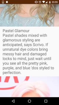 Hair Color Trends poster