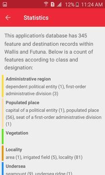 Trek Wallis and Futuna screenshot 1