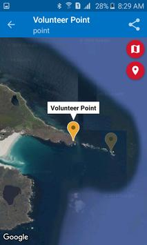 Trek Falklands screenshot 5