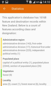 Trek New Zealand apk screenshot