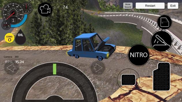 Truck Mount Climb screenshot 2