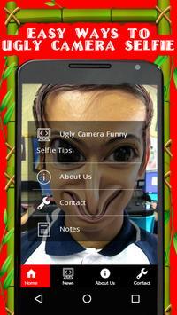 Ugly Camera Funny Selfie Tips screenshot 2