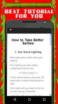 Ugly Camera Funny Selfie Tips screenshot 3