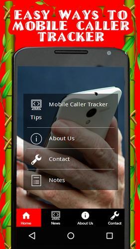 Mobile Caller Tracker Tips cho Android - Tải về APK