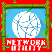 Ping IP Network Utility Tips icon