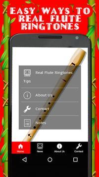 Real Flute Ringtones Tips screenshot 2