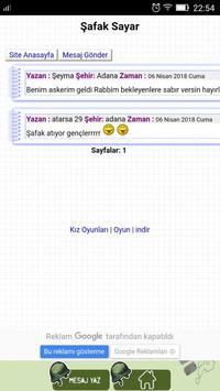 ŞAFAK SAYAR screenshot 1