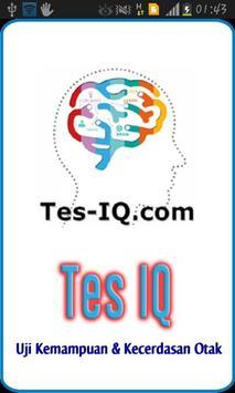 Tes IQ poster