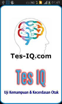 Tes IQ poster