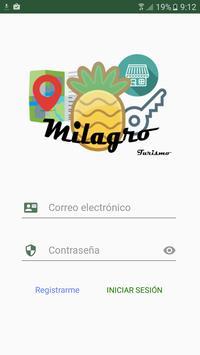 Milagro Turismo poster