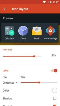 Nova Launcher apk screenshot