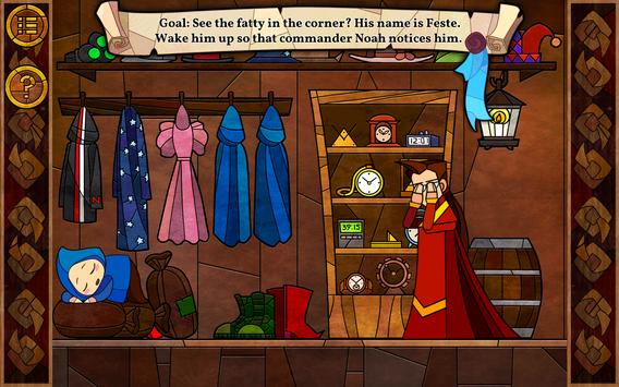 Message Quest - adventures - free edition with ads screenshot 7