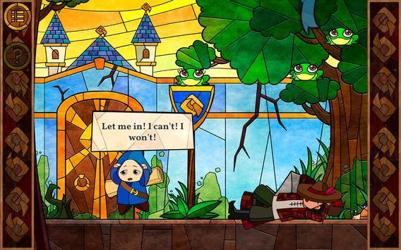 Message Quest — the amazing adventures of Feste ảnh chụp màn hình 4
