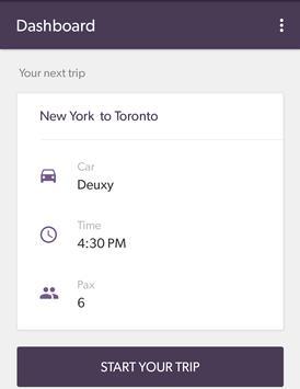 Tesloop Driver screenshot 1