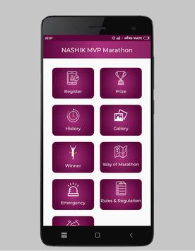 Nashik MVP Marathon screenshot 1