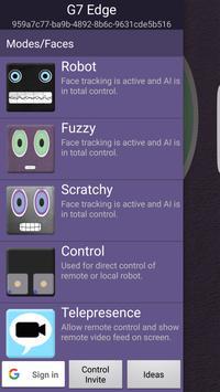 PocketBot for ROS apk screenshot