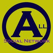 AllSocialNetwork In One App For Instagram lite icon