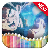 DBS Coloring Book icon