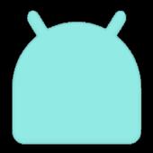 Install Referrer Test App Blue icon