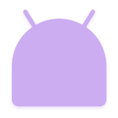 Install Referrer Test App Purple icon
