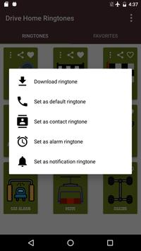 Drive Home Ringtones screenshot 2