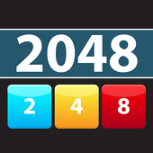 2048 – Number Puzzle Swiper icon