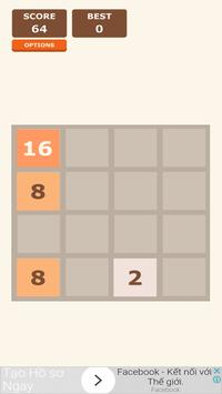 2048 – Number Puzzle Swiper poster
