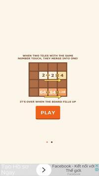 2048 – Number Puzzle Swiper apk screenshot