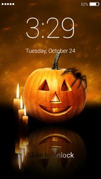 Halloween Lock Screen screenshot 2