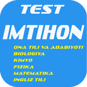 Test Imtihon icon