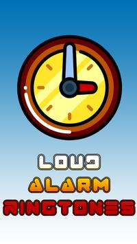 Loud Alarm Ringtones poster
