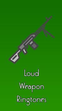 Loud Weapon Ringtones screenshot 4