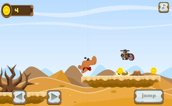 Super Maya  Run apk screenshot