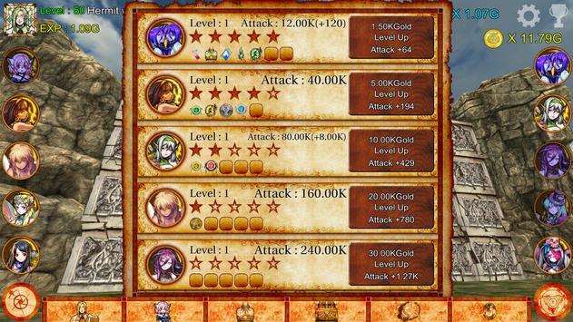 Tower of Mana apk screenshot