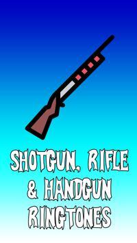 Shotgun & Handgun Ringtones poster
