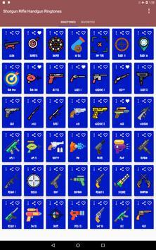 Shotgun & Handgun Ringtones screenshot 5