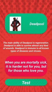 Joke Test Avengers Which superhero are you? screenshot 14