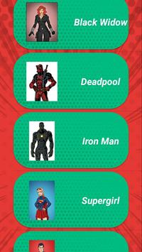 Joke Test Avengers Which superhero are you? screenshot 15