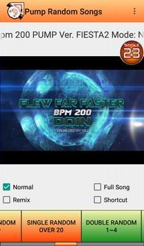 Pump it Up Random Songs apk screenshot
