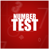 Test Number icon