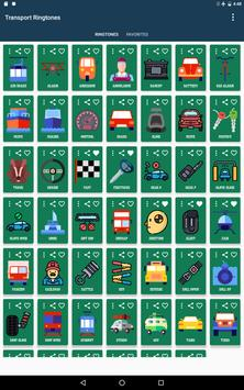 Transport Ringtones screenshot 5