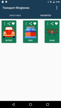 Transport Ringtones screenshot 3