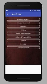 US Citizenship Test apk screenshot
