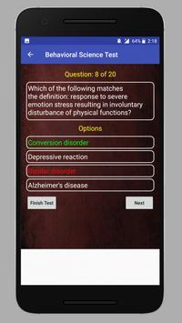 USMLE Practice Test screenshot 5