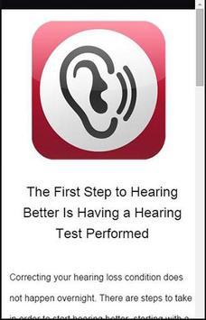 Test Your Hearing Test screenshot 4