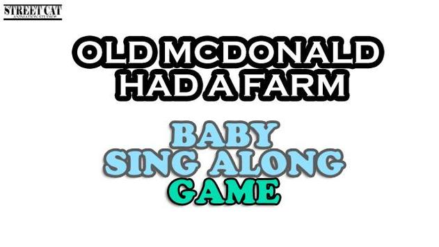 OLD MACDONALD-Baby sing along screenshot 1