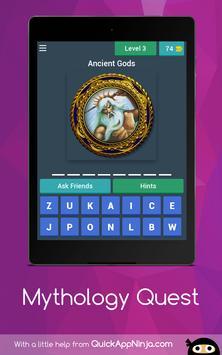 Mythology Quest screenshot 14
