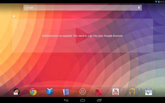 R50: Test TV app 01 screenshot 2