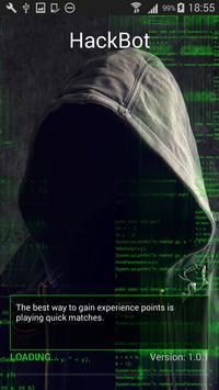 HackBot Hacking Game poster