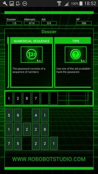 HackBot Hacking Game apk screenshot